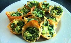 The Connection between Phyllo and Spanakopita