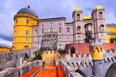 Private Tour: Sintra Day Trip from Lisbon Including Lunch and Wine Tasting 			Leave Lisbon for the lush hills of Sintra on a private day trip. Visit the historical town of Sintra and the magnificent Pena National Palace, an exuberant example of 19th-century Romantic architecture. Enjoy lunch at a family-owned restaurant before soaking up views of the wild Atlantic at the scenic Cabo da Roca cliffs. Finish the day with a wine tasting session at a local wine cellar. As this is a...
