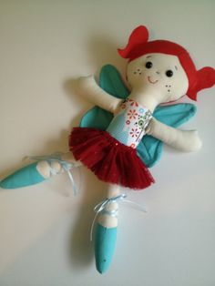 Sugar Plum Fairy Doll