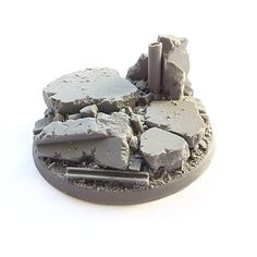 Unreal Wargaming Studios Ltd is a manufacturer of resin miniatures and accessories. Miniature Bases, Polyurethane Resin, Tower Design, Stone Texture, Game Assets, Warhammer 40k, Diorama, Minis, Environment