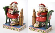 Carved with Care Santa Carving Santa