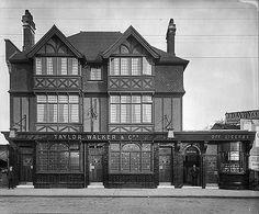 William IV, 192 Hertford Road, Lower Edmonton, Mar 1912
