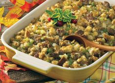 Johnsonville Holiday Brat Stuffing