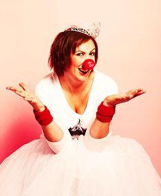Miranda Hart Comedian