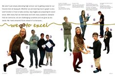 [The Sammamish, Issaquah High School, Issaquah, WA] #Jostens Look Book 2014 #YBKlove
