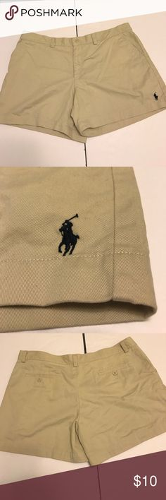 Ralph Lauren sport Shorts! It's getting hot out🔥 There are small marks on the shorts so please look at all the pictures. I honesty think you can get them out. Ralph Lauren Shorts