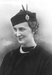Princess Marina of Greece--She married one of George V and Queen Mary's sons and was the last foreign princess to marry into the British Royal Family.
