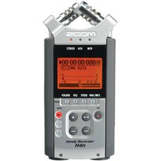 """$300  Zoom H4n Recorder  Amazing audio recorder, has 2 mics on the device and has 2 XLR / 1/4"""" inputs"""