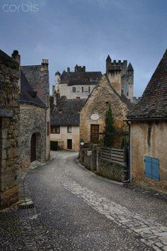 Goth: #Corpse #Bride ~ Corpse Bride wedding inspiration. Medieval Village.