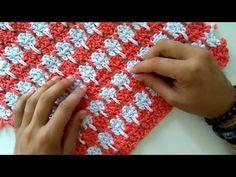 Ponto Fantasia em Crochê parte-1 - YouTube