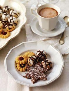 VeganSpritz Cookies