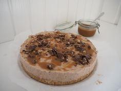 Toblerone-cheesecake