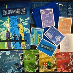 Have you payed Blueprints? We are really hoping this is worth the $55 we paid for it at Mind Games. Never let it be said we don't support our local bricks and mortar stores. #Blueprints #zmangames #zman #bgg #Boardgame #BoardGamers #boardgames #boardgamer #boardgamegeek #boardgaming #tabletop #tabletopgame #tabletopgamer #tabletopgames #tabletopgaming #dicegames #architecture