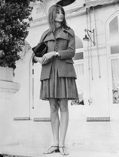 jean shrimpton. Fuck Yeah 60's Fashion