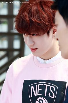 I do love your lips, Yugyeom.