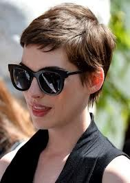 Anne Hathaway wears Thierry Lasry sunglasses available @Montaigne Market.com