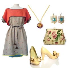 """""""Summer outfit inspiria.ro"""" by inspiria on Polyvore"""