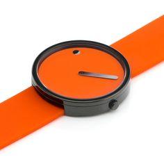 Rosendahl Picto Watch Unisex watches for sale Modern Watches, Cool Watches, Watches For Men, Wrist Watches, Bauhaus Watch, Orange, Fashion Watches, Men's Fashion, Digital Watch