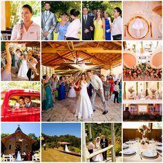 Casamento lindissimo de Daniele e Vinicius Na Chacara Luar Sagrado Decoração Queiroz de Macedo Banda Emphase Fotos Kobiyama