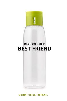 Cool And Unique Gifts Gadgets This Little Guy Helps Keep You Hydrated Tracks When Fill A Bottle So