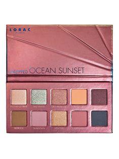 Unzipped™ Ocean Sunset Eye Shadow Palette   LORAC Los Angeles