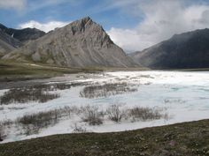 artificial glaciers for Ulan Bator!