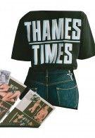 Blondey McCoy Drops Thames London SS17 Lookbook