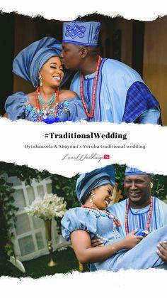 Traditional Wedding  Yoruba Wedding  Nigerian Traditional Wedding Nigerian Traditional Wedding, Traditional Wedding Attire, Studios, African Wedding Attire, Yoruba Wedding, Real Weddings, Outfits, Dresses, Photos