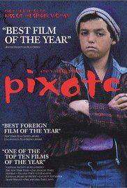 Pixote, la loi du plus faible Poster