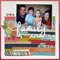 Family | Lisa Dickinson for @basicgrey