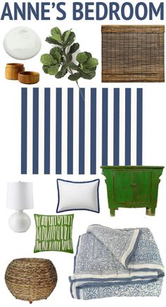Nautical bedroom for a craftsman house Decor, Nautical Bedroom, Bedroom Green, Room Inspiration, Dorm Room Decor, Bedroom Decor, Bedroom Design Inspiration, Indoor Decor, Bedroom