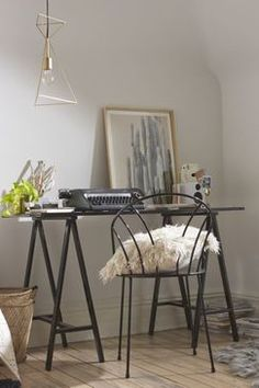 UrbanOutfitters Elsa Sawhorse Desk Found on my new favorite app Dote Shopping #DoteApp #Shopping