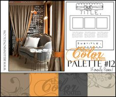 The Color Room Palette #12