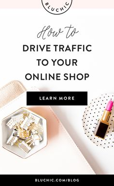 Driving traffic to your online shop can take time, but if you use our best tips you will have a head start on driving more traffic to your online shop.