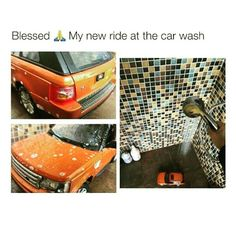 Blessed cos of my new ride... :D