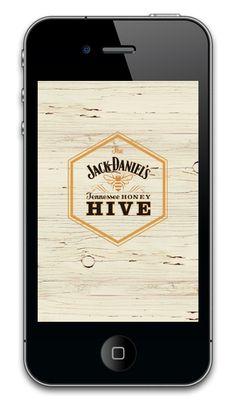 #CreativeFanClub // Jack Daniel's Honey // Launch #advertising #digital mobile #app