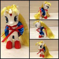 My Little Pony - Sailor Moon by Ali-KatsCuriosities on deviantART