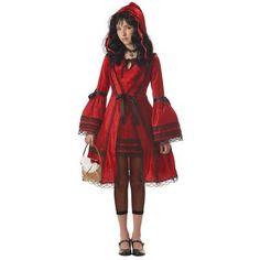 Red Riding Hood Tween Costume