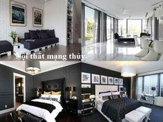 Gợi ý thiết kế nội thất căn hộ, chung cư đẹp hợp phong thủy -