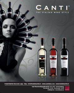 wine advertising campaigns - Google Search