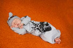 Rock Star Baby Clothing Grey Rock Set for Newborn Baby Boys. $47.00, via Etsy.