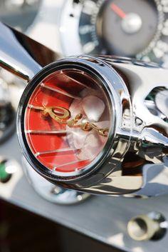 Steeringwheel from a Yacht