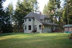 11088 Dolmage Road - Powell River Real Estate, Don McLeod – Your Hometown Real Estate Professional Powell River's Top Realtor Powell River, Chicken Coop Run, Maple Floors, Porch Area, Country Estate, Sunshine Coast, Vancouver Island, Large Windows, Hiking Trails