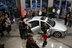Audi #Sline Launch party for the new #S6 #S7 #S8