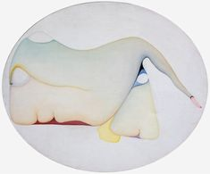 Artist Huguette Caland was snubbed for her erotic art in Paris. Now in her late eighties, and with a solo show at Tate St. Ives, she's celebrated as a feminist. Frank Lloyd Wright, Tate St Ives, Lebanese Civil War, Tate Gallery, Moving To Paris, A Level Art, Feminist Art, North Africa, Erotic Art