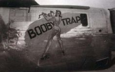Booby Trap, WWII era, from Hawaii.gov WWII aircraft gallery.