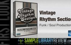 Review Vintage Rhythm Section from Funk Soul Productions