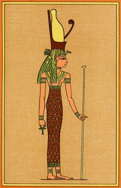 The Gods of the Egyptians The goddess Mut, The Lady of Thebes. Fine Art Prints, Framed Prints, Canvas Prints, Old Egypt, New Image, Poster Size Prints, Photo Greeting Cards, Fine Art Paper, 1000 Piece Jigsaw Puzzles