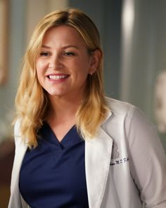 "Arizona in Grey's Anatomy 14x02 ""Get off on the Pain"""