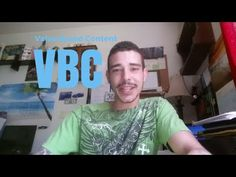 VCB or... Value Based Content
